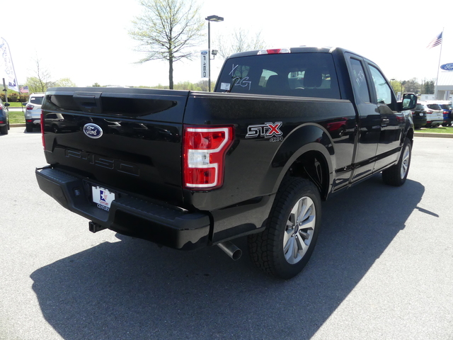 2018 F-150 Super Cab 4x4,  Pickup #188256 - photo 5