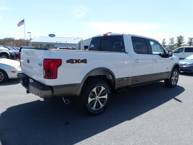 2018 F-150 SuperCrew Cab 4x4,  Pickup #188264 - photo 2