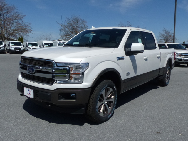 2018 F-150 SuperCrew Cab 4x4,  Pickup #188264 - photo 6