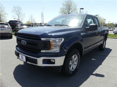 2018 F-150 Super Cab 4x4,  Pickup #188268 - photo 1