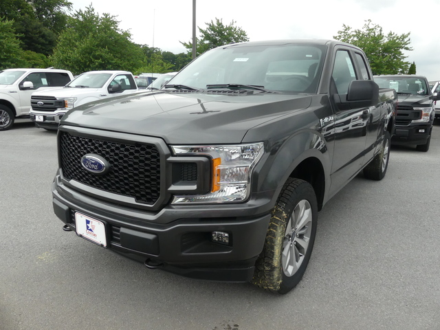 2018 F-150 Super Cab 4x4,  Pickup #188303 - photo 1