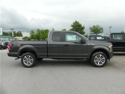 2018 F-150 Super Cab 4x4,  Pickup #188303 - photo 4