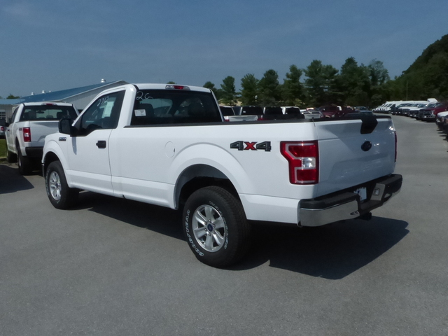 2018 F-150 Regular Cab 4x4,  Pickup #188384 - photo 2
