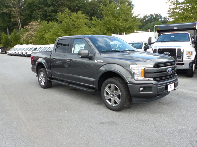 2018 F-150 SuperCrew Cab 4x4,  Pickup #188423 - photo 3