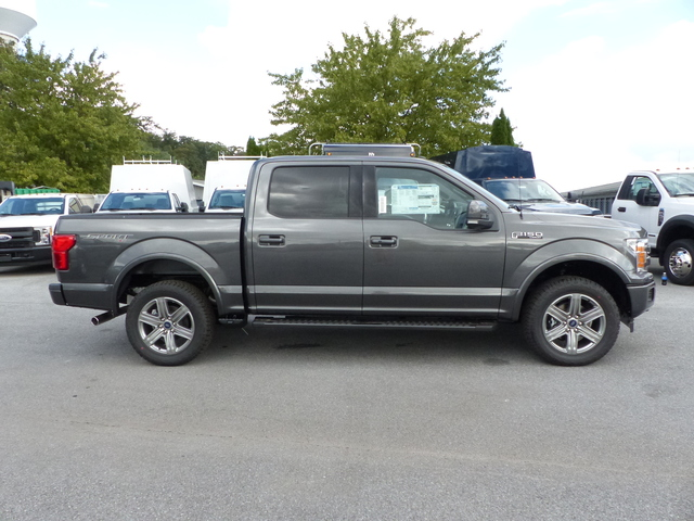 2018 F-150 SuperCrew Cab 4x4,  Pickup #188423 - photo 4