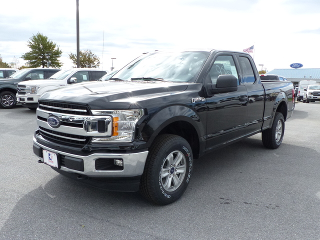 2018 F-150 Super Cab 4x4,  Pickup #188436 - photo 1