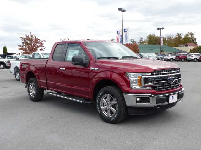 2018 F-150 Super Cab 4x4,  Pickup #188442 - photo 3