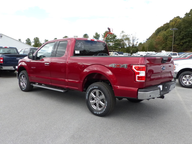 2018 F-150 Super Cab 4x4,  Pickup #188442 - photo 2