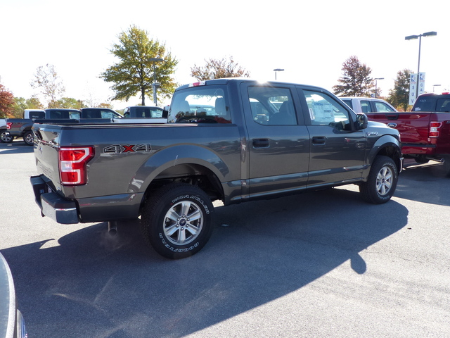 2018 F-150 SuperCrew Cab 4x4,  Pickup #188456 - photo 5
