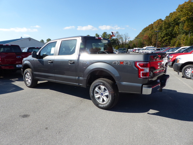 2018 F-150 SuperCrew Cab 4x4,  Pickup #188456 - photo 2