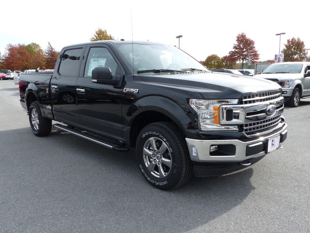 2018 F-150 SuperCrew Cab 4x4,  Pickup #188459 - photo 1
