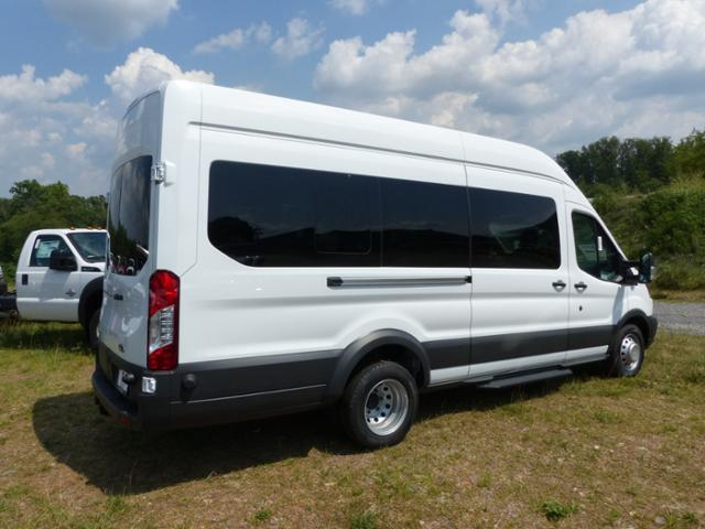 2016 Transit 350 HD High Roof DRW, Passenger Wagon #Z167093 - photo 5