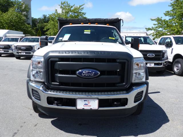 2016 F-550 Super Cab DRW 4x4, Rugby Landscape Dump #Z168678 - photo 7