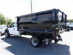 2016 F-550 Super Cab DRW 4x4, Rugby Landscape Dump #Z168678 - photo 1