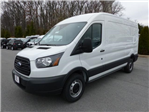 2017 Transit 250 Medium Roof Cargo Van #Z177019 - photo 1