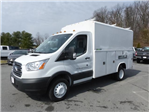 2017 Transit 350 HD Low Roof DRW, Reading Service Utility Van #Z177028 - photo 1