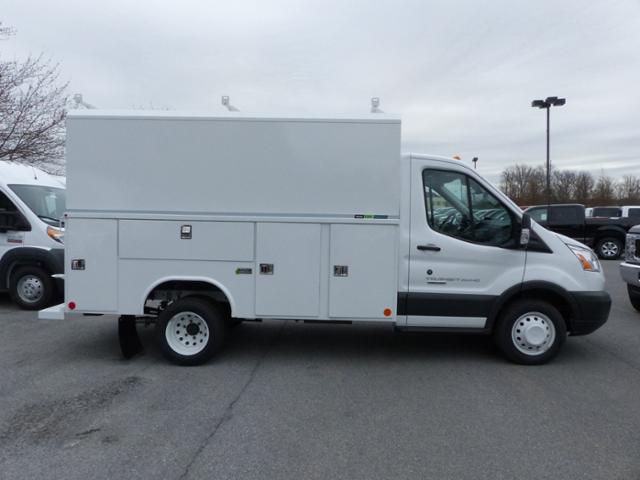 2017 Transit 350 HD Low Roof DRW, Reading Service Utility Van #Z177030 - photo 4