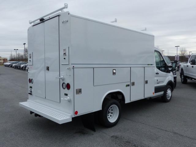 2017 Transit 350 HD Low Roof DRW, Reading Service Utility Van #Z177030 - photo 5