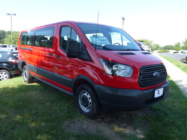 2017 Transit 350 Low Roof, Passenger Wagon #Z177079 - photo 3