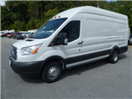 2017 Transit 350 HD High Roof DRW Cargo Van #Z177087 - photo 1