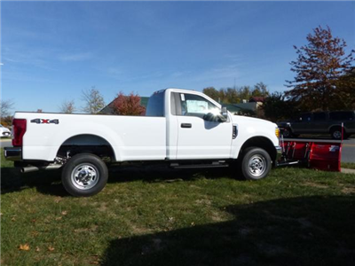 2017 F-250 Regular Cab 4x4, Pickup #Z178026 - photo 4
