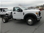 2017 F-450 Regular Cab DRW 4x4,  Cab Chassis #Z178401 - photo 3
