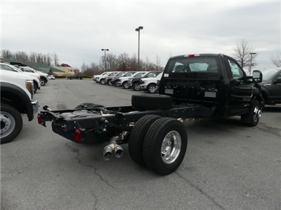 2017 F-350 Regular Cab DRW, Cab Chassis #Z178422 - photo 5