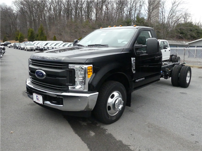 2017 F-350 Regular Cab DRW, Cab Chassis #Z178422 - photo 1