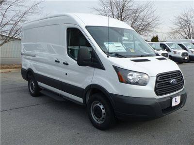 2018 Transit 250 Med Roof, Cargo Van #Z187012 - photo 3