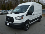2018 Transit 250 Med Roof, Cargo Van #Z187012 - photo 1