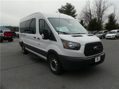2018 Transit 350, Passenger Wagon #Z187027 - photo 3