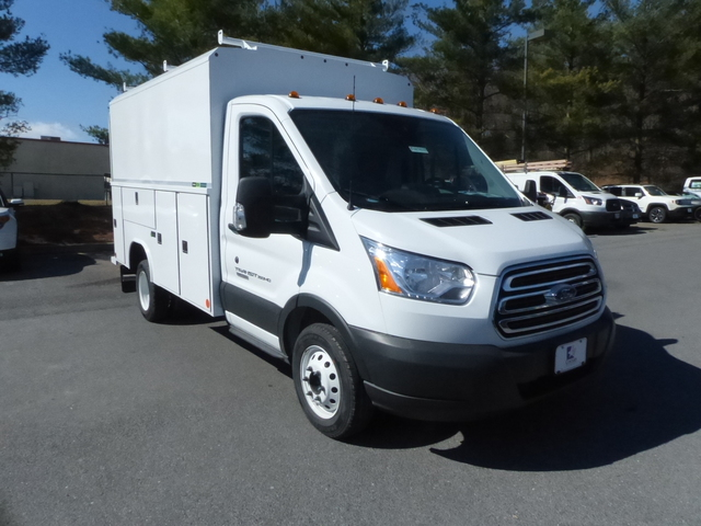 2018 Transit 350 HD DRW 4x2,  Service Utility Van #Z187028 - photo 3