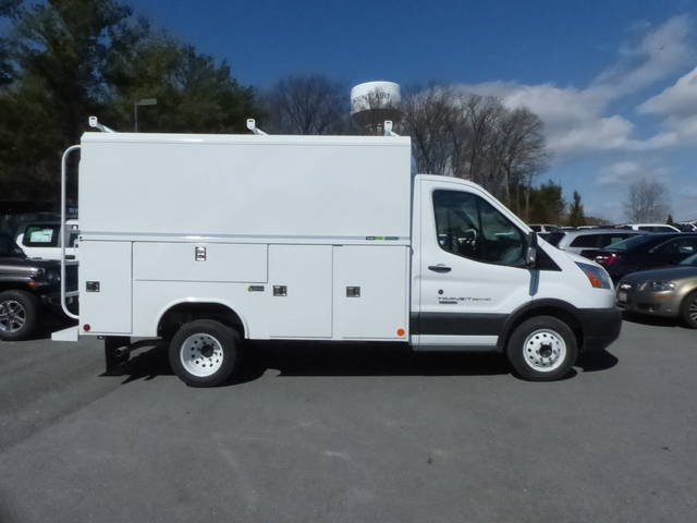 2018 Transit 350 HD DRW 4x2,  Service Utility Van #Z187028 - photo 4