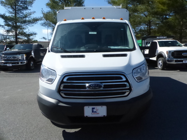 2018 Transit 350 HD DRW 4x2,  Service Utility Van #Z187028 - photo 7