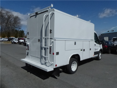 2018 Transit 350 HD DRW 4x2,  Service Utility Van #Z187028 - photo 5