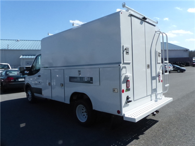 2018 Transit 350 HD DRW 4x2,  Service Utility Van #Z187028 - photo 2