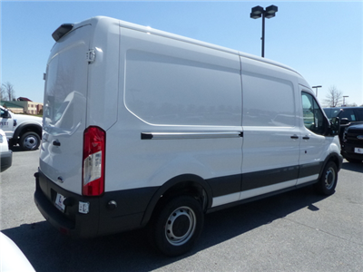 2018 Transit 250 Med Roof 4x2,  Empty Cargo Van #Z187032 - photo 6
