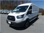 2018 Transit 250 Med Roof 4x2,  Empty Cargo Van #Z187032 - photo 1