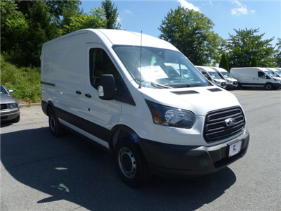 2018 Transit 250 Med Roof 4x2,  Empty Cargo Van #Z187062 - photo 3