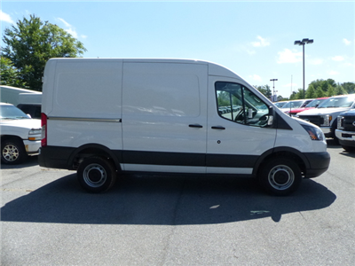 2018 Transit 250 Med Roof 4x2,  Empty Cargo Van #Z187062 - photo 4