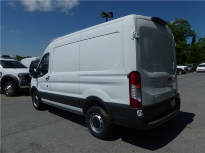 2018 Transit 250 Med Roof 4x2,  Empty Cargo Van #Z187062 - photo 2