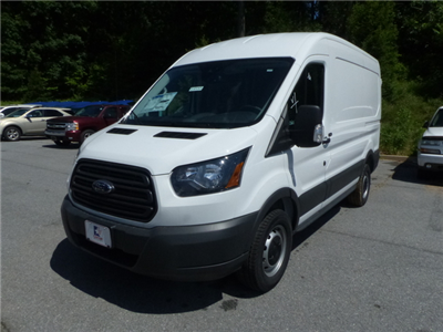2018 Transit 250 Med Roof 4x2,  Empty Cargo Van #Z187062 - photo 1