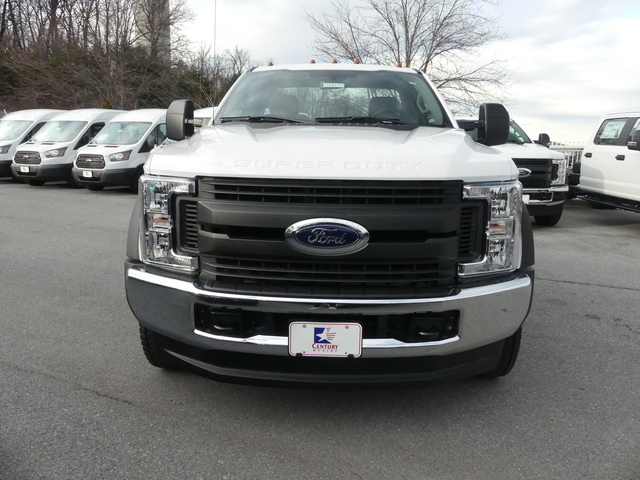 2018 F-450 Regular Cab DRW 4x4, Cab Chassis #Z188170 - photo 7