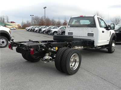 2018 F-450 Regular Cab DRW 4x4, Cab Chassis #Z188170 - photo 5