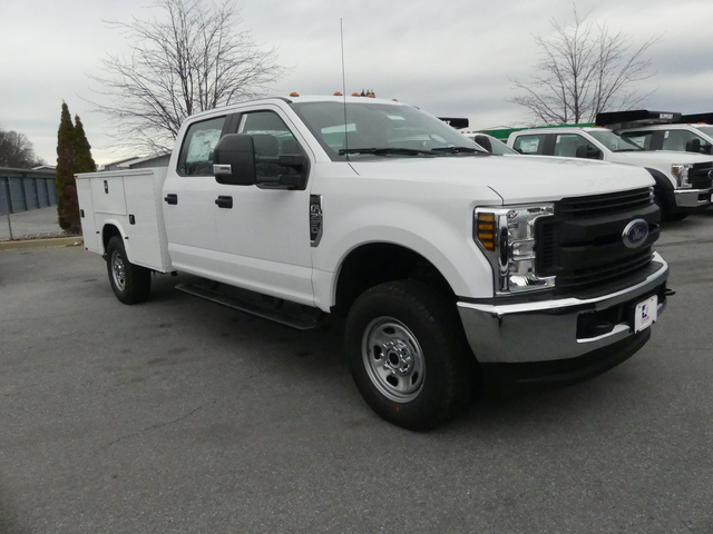 2018 F-350 Crew Cab 4x4, Service Body #Z188173 - photo 3