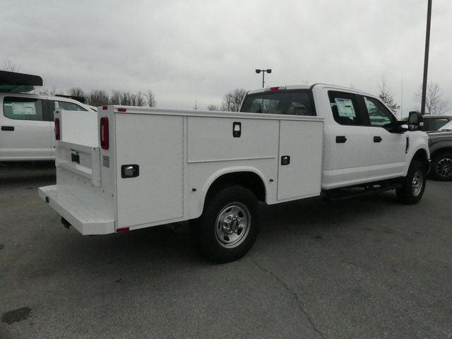 2018 F-350 Crew Cab 4x4, Service Body #Z188173 - photo 5