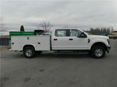 2018 F-350 Crew Cab 4x4, Service Body #Z188173 - photo 4