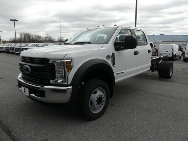 2018 F-450 Crew Cab DRW, Cab Chassis #Z188177 - photo 6