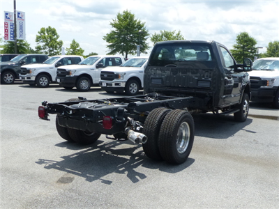 2018 F-350 Regular Cab DRW 4x4,  Cab Chassis #Z188179 - photo 5