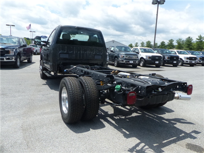 2018 F-350 Regular Cab DRW 4x4,  Cab Chassis #Z188179 - photo 2